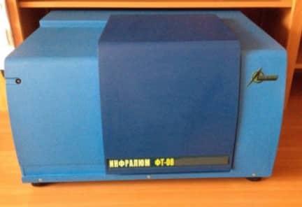 Инфракрасный фурье-спектрометр «ИнфраЛЮМ ФТ-08»