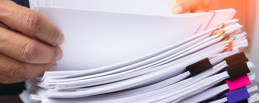 «Отказ» от бумаги: в Росреестре началась подготовка к полному переходу на электронный формат хранения документов